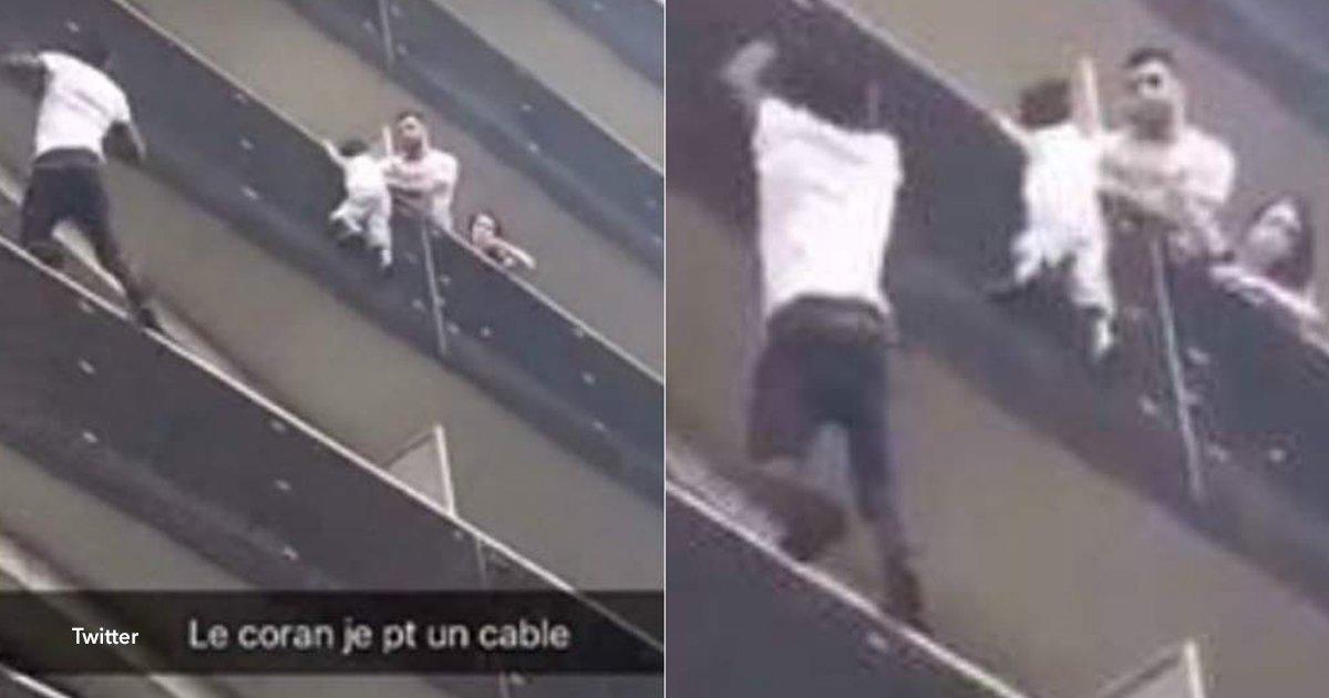 1 cv.jpg?resize=300,169 - Un hombre trepó cuatro pisos para salvar a un niño de caer al vacío