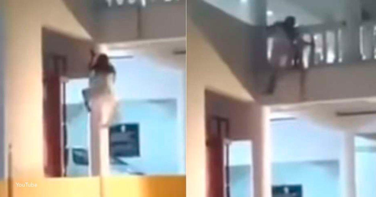 1 cvereso.png?resize=1200,630 - Filman a una mujer poseída trepando paredes en México y genera terror en Internet