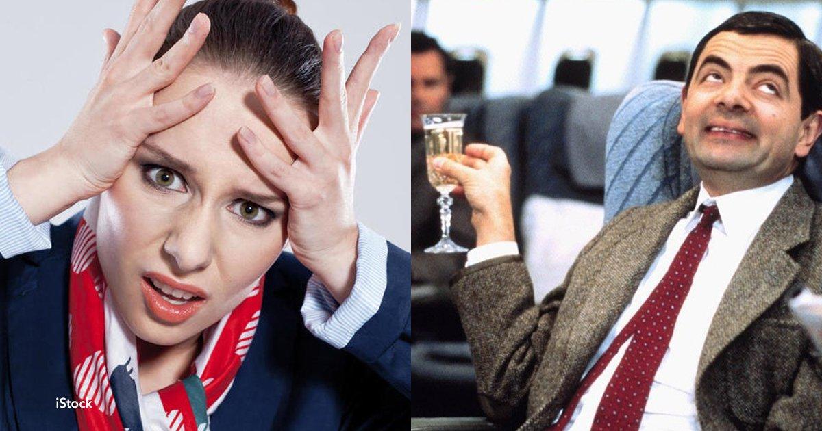 2 covra.jpg?resize=1200,630 - 9 cosas que nunca debes hacer en un vuelo según las azafatas