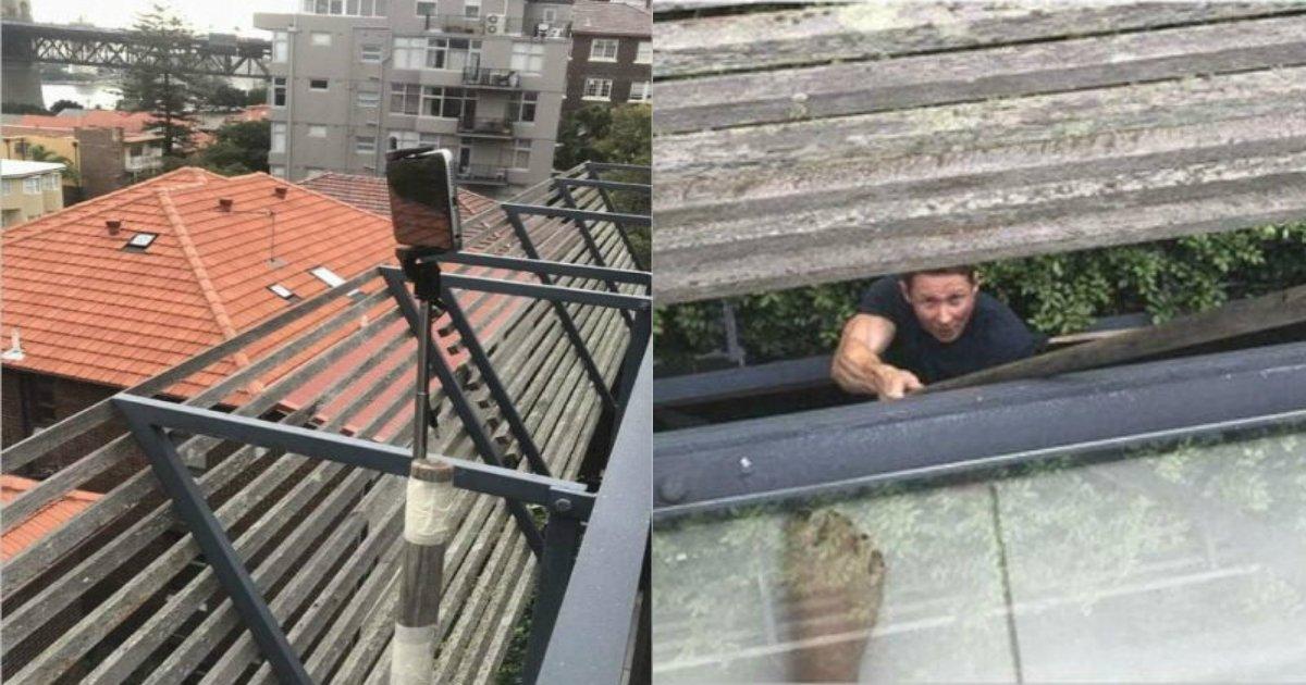 201182074 1280.jpg?resize=1200,630 - 직접 제작한 '초대형 셀카봉'으로 윗집 여자 '몰카' 찍은 남자