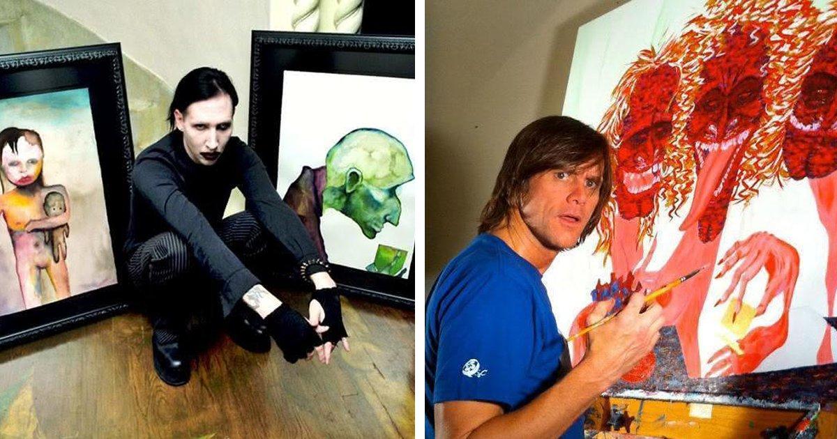 333.png?resize=1200,630 - 14 famosos que também são pintores talentosos