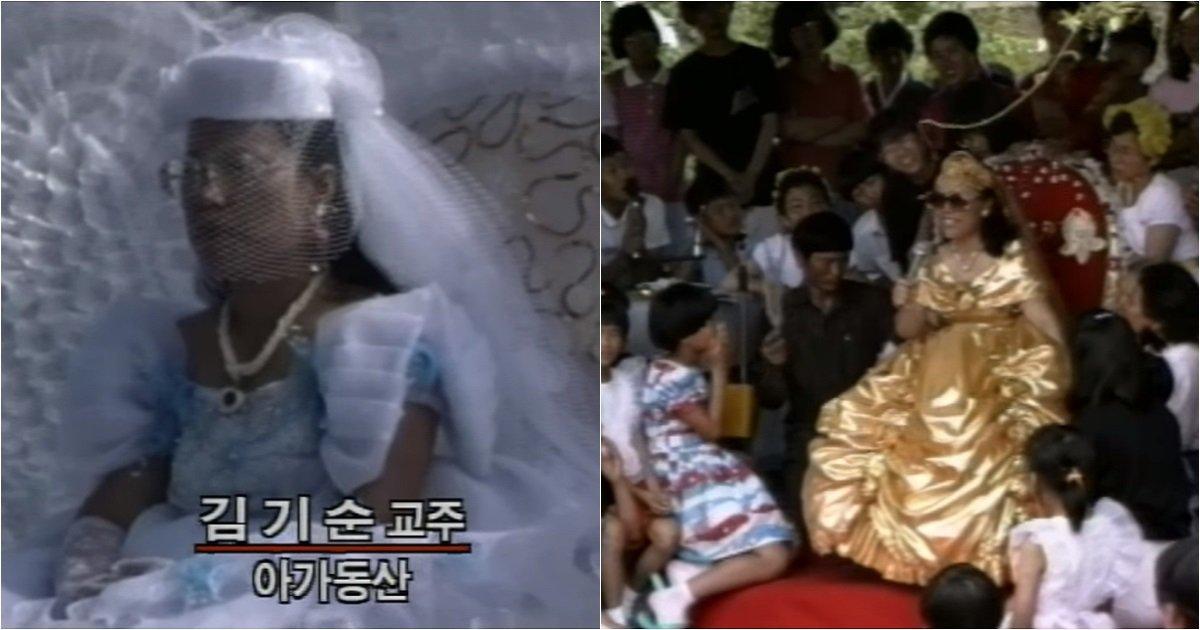 3333 6.jpg?resize=1200,630 - 충격적인 한국의 사이비종교 '아가동산' 집단의식 현장