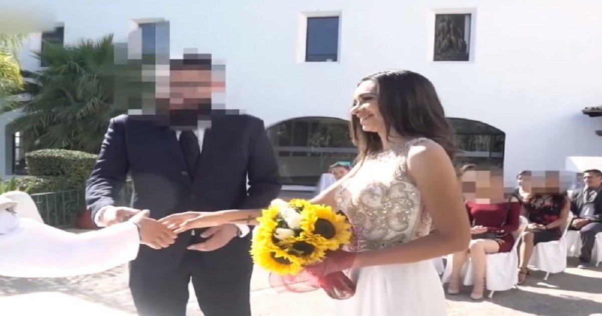33333 1.jpg?resize=300,169 - 바람핀 남친에게 '복수' 하기 위해 결혼식 올린 여성 (영상)