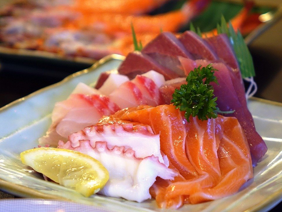 sashimi pixabay - the image of the image