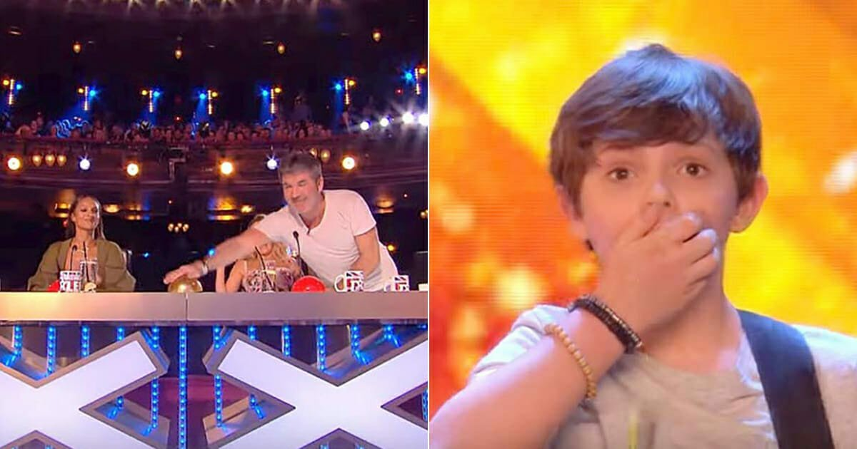 a 4.jpg?resize=412,275 - Father And Son Performed Duet On Britain's Got Talent, Won Simon Cowell's Golden Buzzer