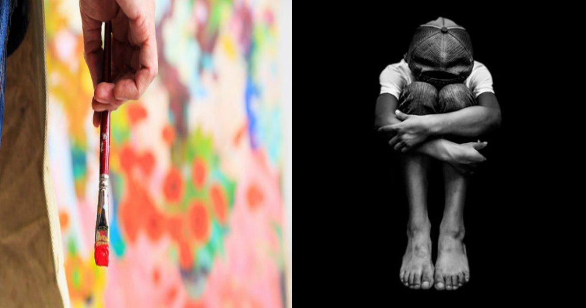arts ttl.jpg?resize=1200,630 - 幼少期に辛い経験をした子供は『芸術性』が高まりやすい!?