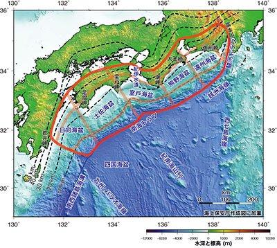南海トラフ에 대한 이미지 검색결과