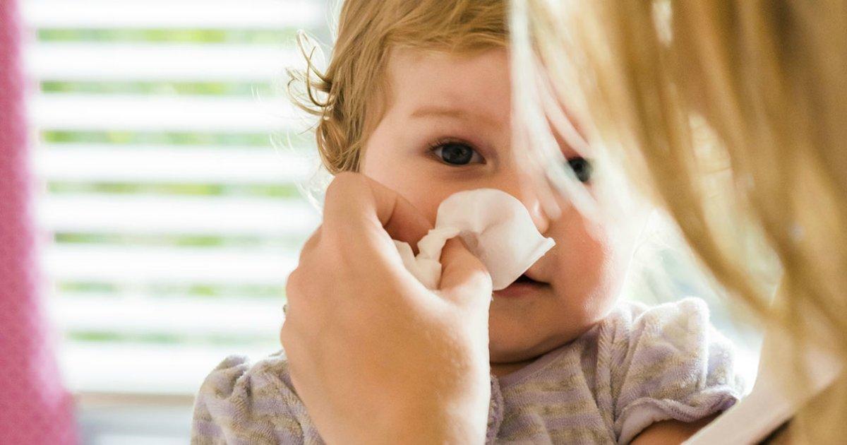 babywithflu.png?resize=1200,630 - 4 cuidados essenciais para quando seu filho está gripado