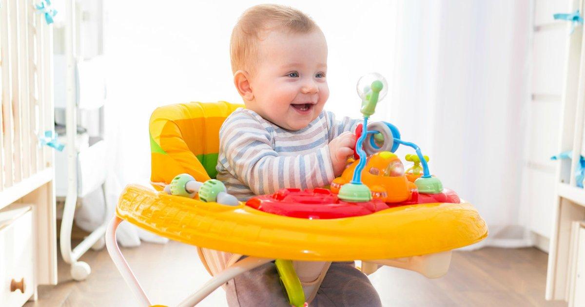 bebenoandador.png?resize=300,169 - 4 motivos para não colocar o bebê no andador
