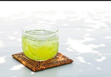 「お茶、冷たい水を飲む」の画像検索結果