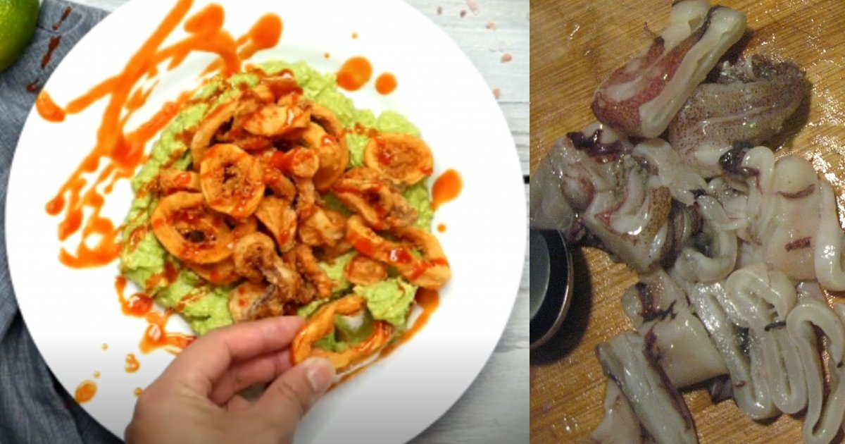 calamari.jpg?resize=1200,630 - Une recette simple pour faire vos propres calamars maison