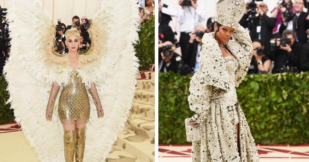 capaa.png?resize=1200,630 - Los 16 looks más extravagantes de las celebridades en la Gala del Met 2018