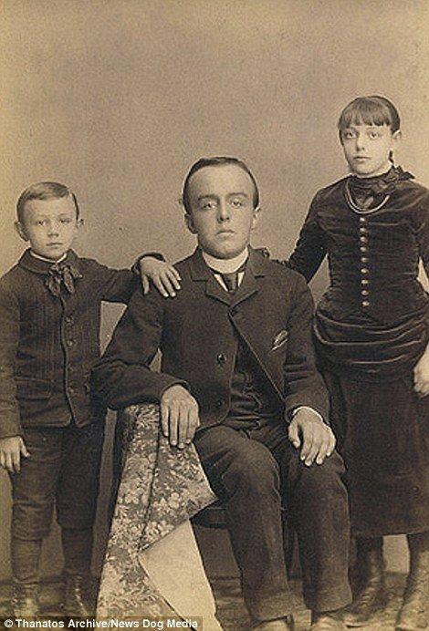 Abnormally sized children were always popular