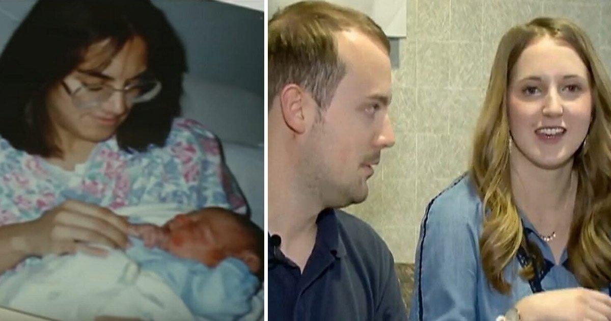 couple.jpg?resize=412,232 - Un couple découvre qu'ils sont nés dans le même hôpital le même jour