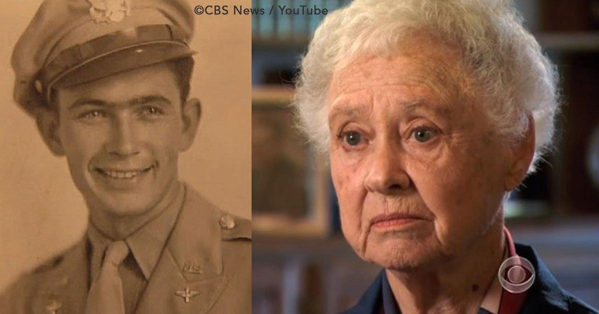 cover 19.jpg?resize=648,365 - Esperó 68 años para saber la verdad sobre la muerte de su esposo en la Segunda Guerra Mundial, era realmente un héroe