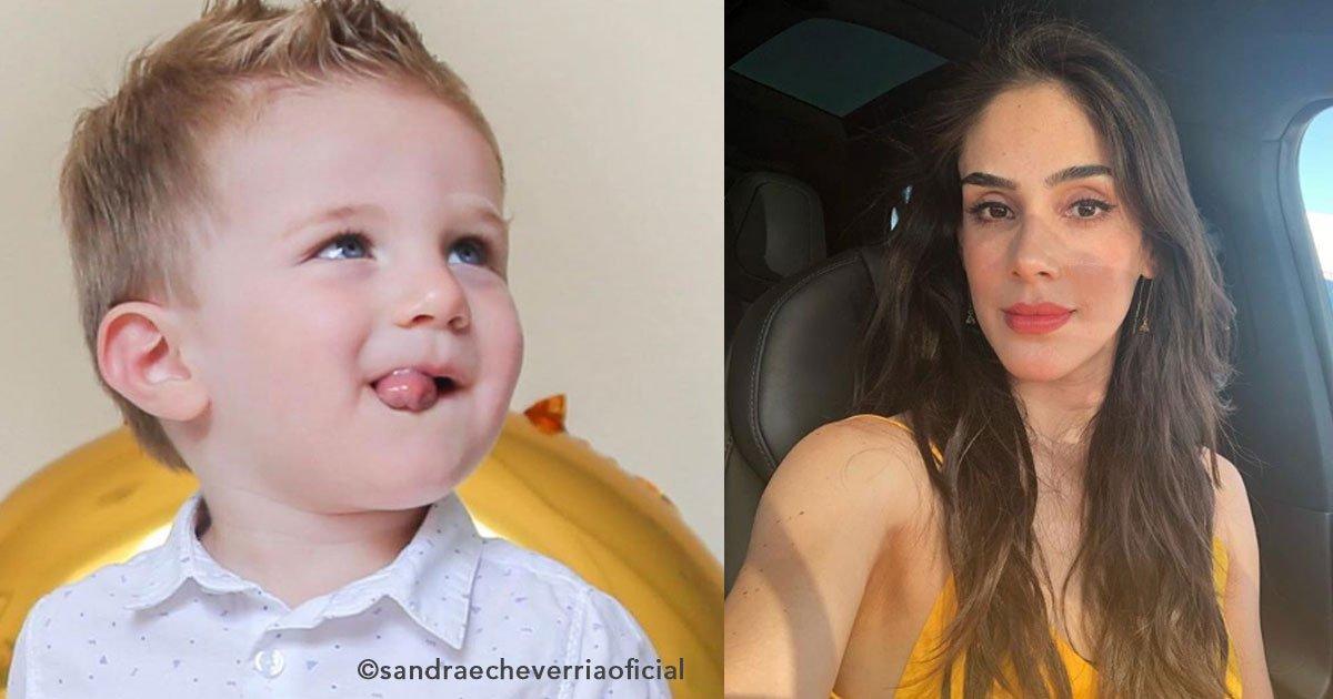 cover 4.jpg?resize=300,169 - El hijo de Sandra Echeverría y Leonardo Lozanne ha crecido y cada día demuestra haber heredado el talento de sus padres