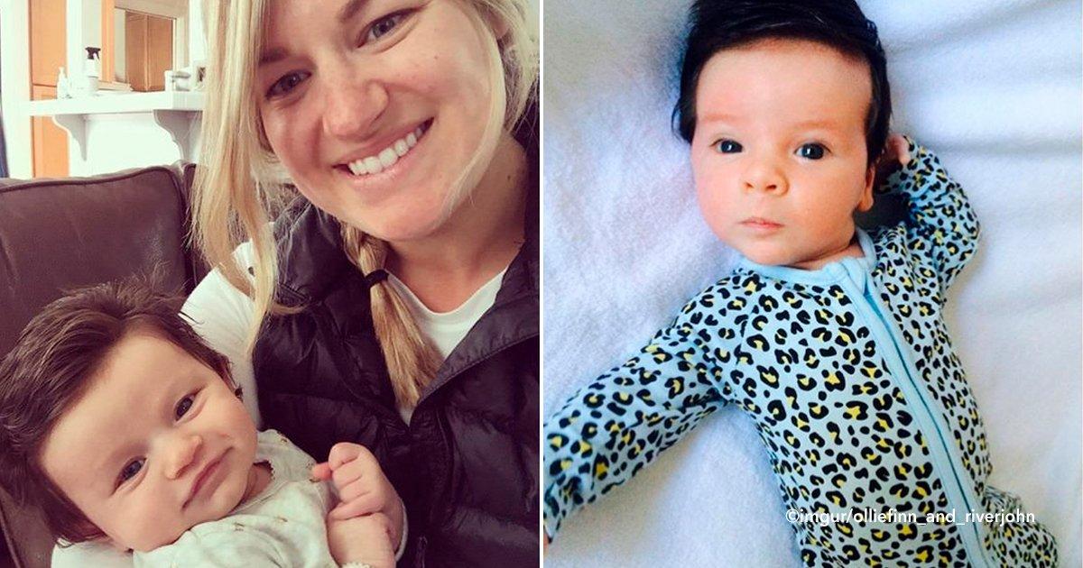 cover22bbpelo.jpg?resize=1200,630 - Os casos mais incríveis de bebês que nasceram com uma cabeleira farta