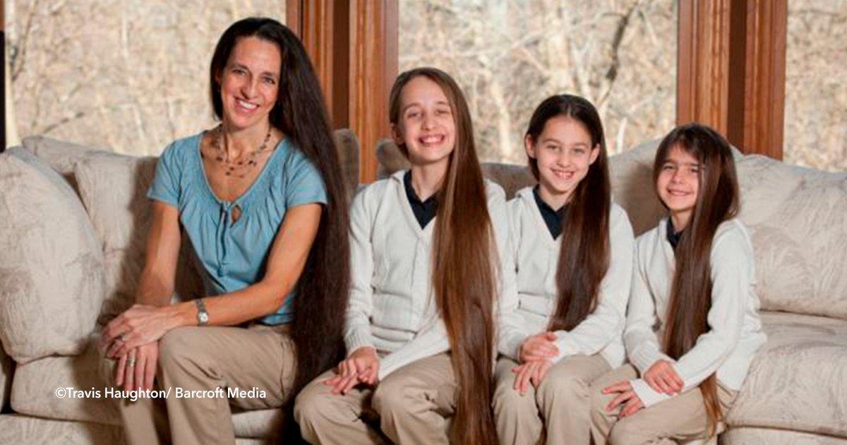 """cover22cab.jpg?resize=300,169 - Les llaman la """"familia Rapunzel"""" pues tienen una extraña condición genética en la que su cabello crece sin parar."""