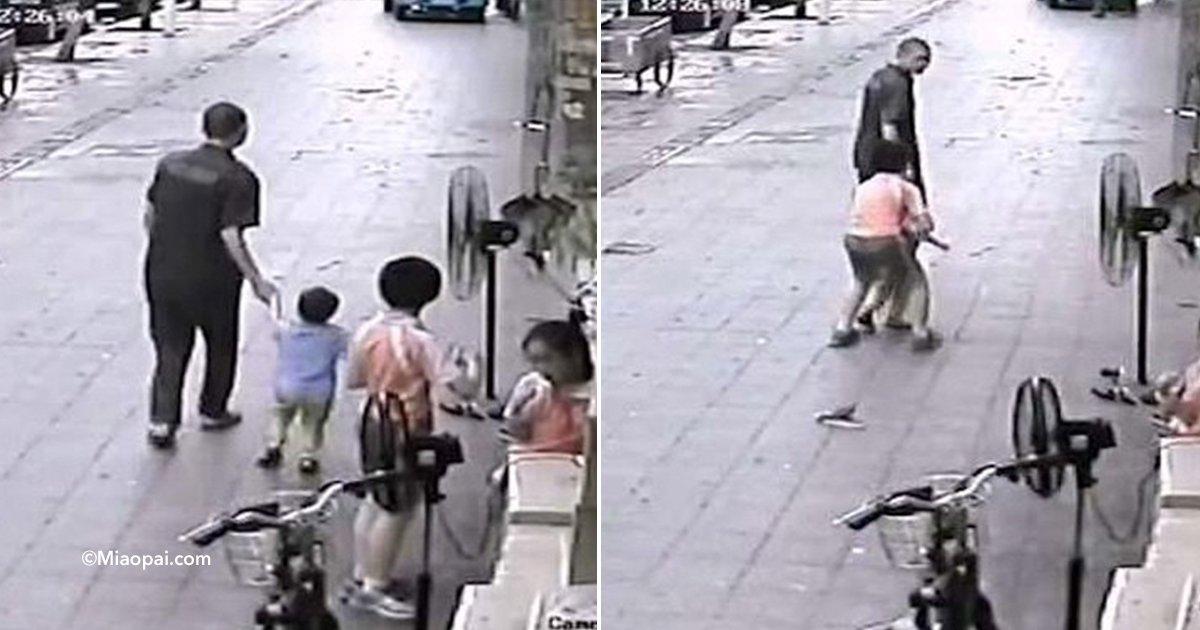 cover22cama.jpg?resize=300,169 - Un extraño intentó secuestrar a un niño mientras jugaba en la calle con sus hermanos, pero todo fue captado por una cámara de seguridad