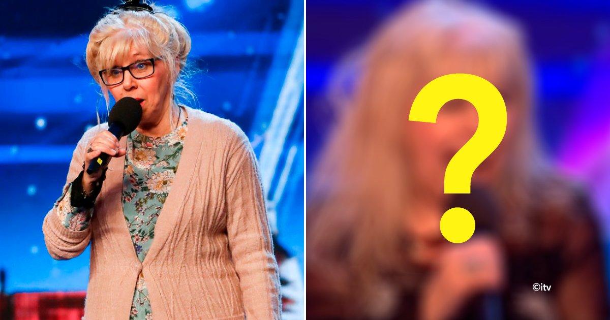 cover22can.jpg?resize=300,169 - Parecía una abuela común, pero de pronto frente a la audiencia se quita la ropa y deja ver su verdadera personalidad