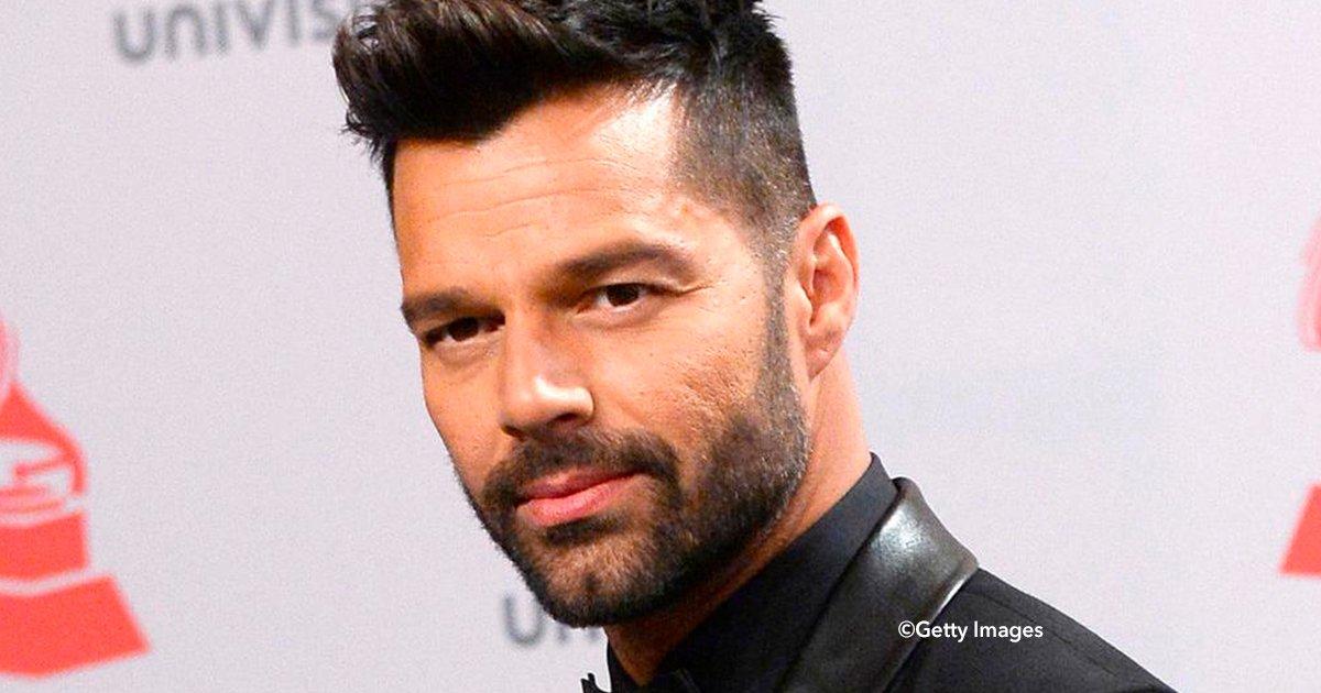 cover22rick.jpg?resize=648,365 - Descubre quiénes son las 4 famosas que en el pasado robaron el corazón de Ricky Martin