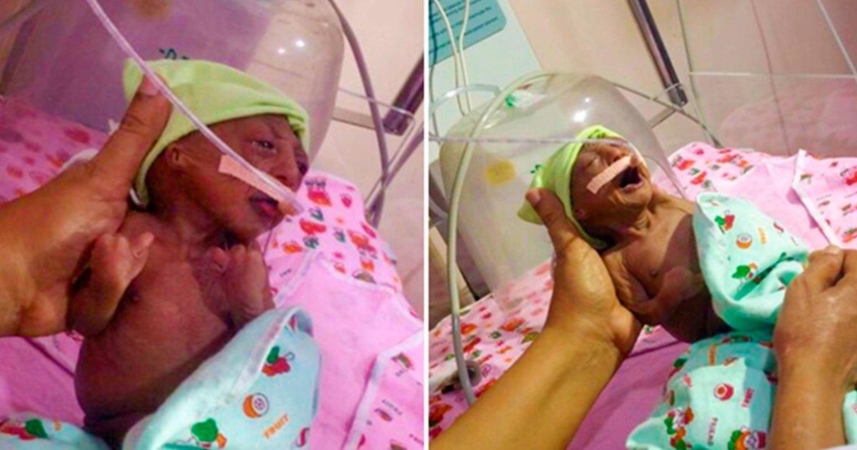 cover22yuty.jpg?resize=412,232 - Ella nació con una enfermedad incurable y sus padres la abandonaron, pero un ángel cambió su destino