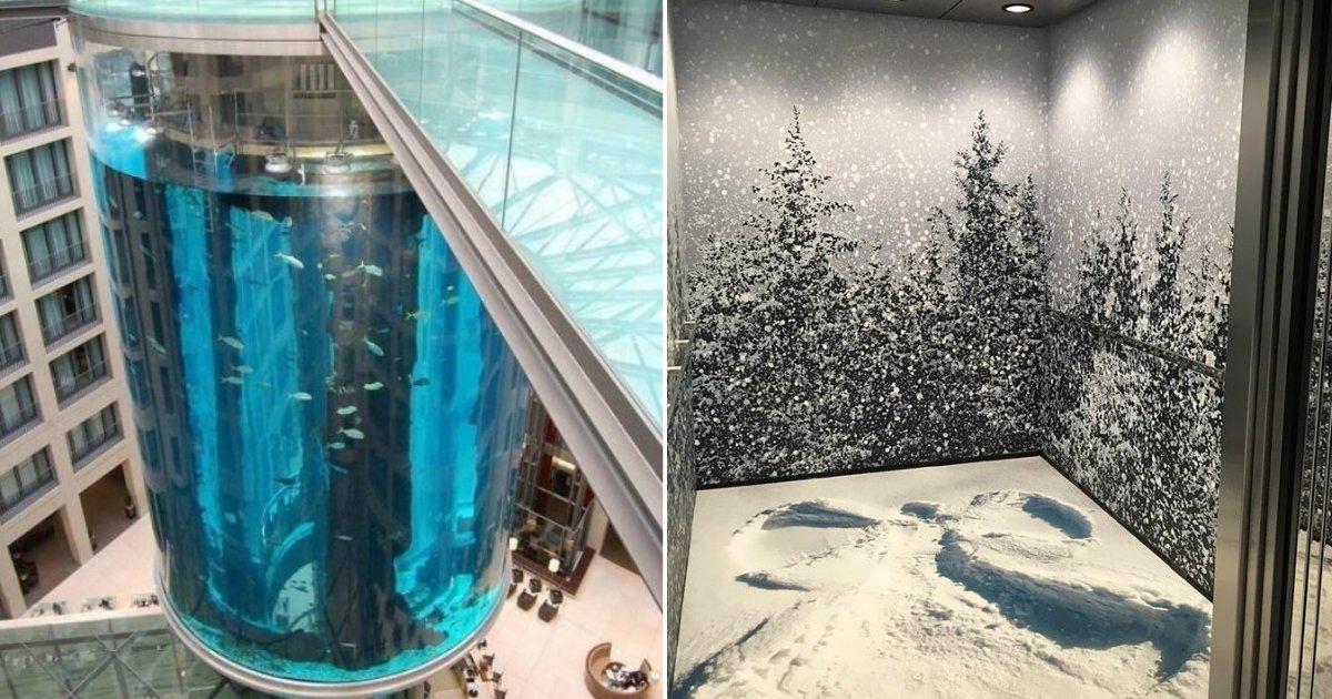 creative elevator.jpg?resize=412,232 - 10 ascenseurs créatifs qui ont surpris tout le monde !