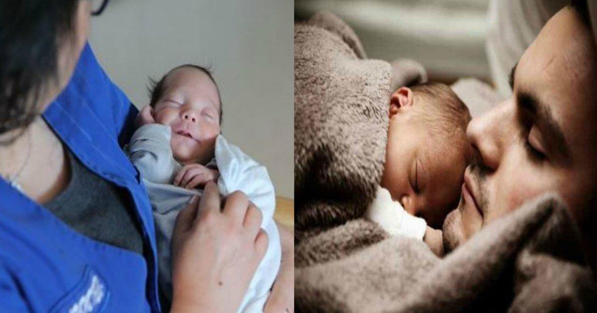 cuddle babies.jpg?resize=1200,630 - Vous pouvez maintenant faire du bénévolat pour câliner les bébés toxicomanes pour les aider à récupérer plus rapidement