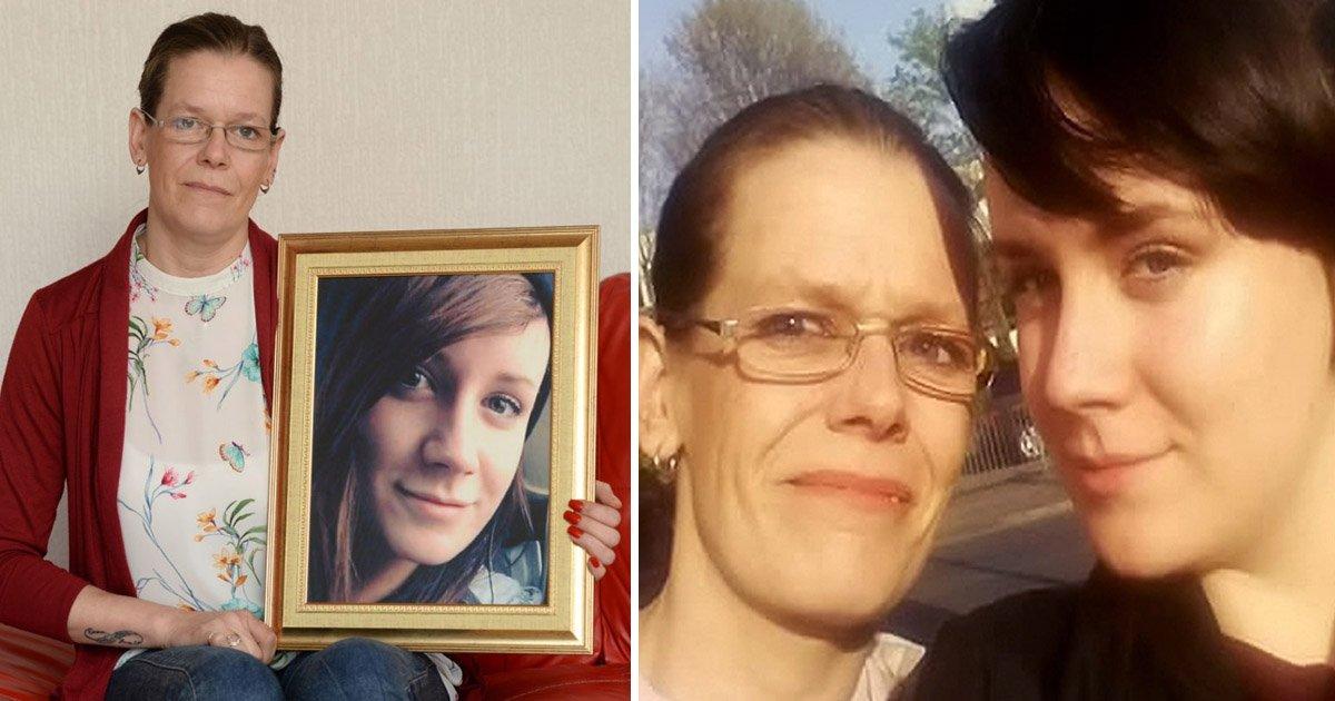 daughter.jpg?resize=412,232 - Adolescente morre em acidente de carro, mas salva três vidas