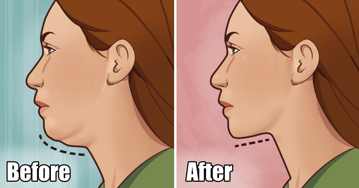 dc.jpg?resize=636,358 - 5 Simple Exercises That Will Help You To Get Rid Of Your 'Double Chin'