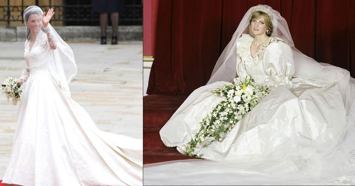 Robe de mariee princesse william
