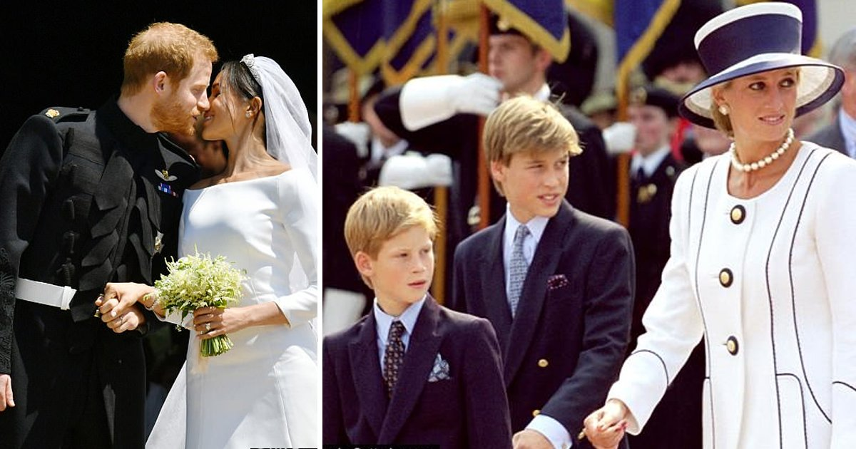 diana.jpg?resize=412,232 - The Entire Nation Was Missing Princess Diana On The Auspicious Occasion Of Her Youngest Son's Wedding