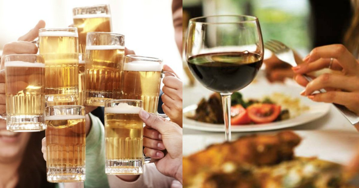 drink to live longer.jpg?resize=412,232 - Studies Reveal That Drinking Alcohol Is Better Than Exercising For Having A Longer Life