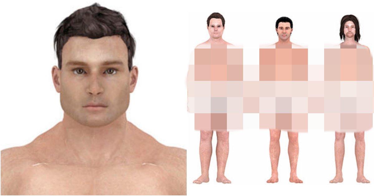 e385a0e3858de3858ae3858ce3858b.png?resize=412,232 - 시대에 따른 '이상적인' 남성의 신체 변화 (후방주의)
