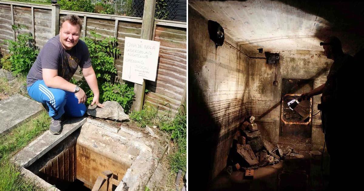 ebacb4eca09c 1 ebb3b5ec82ac 80.jpg?resize=1200,630 - Man Repairs His House And Finds A Secret Underground Base From World War II