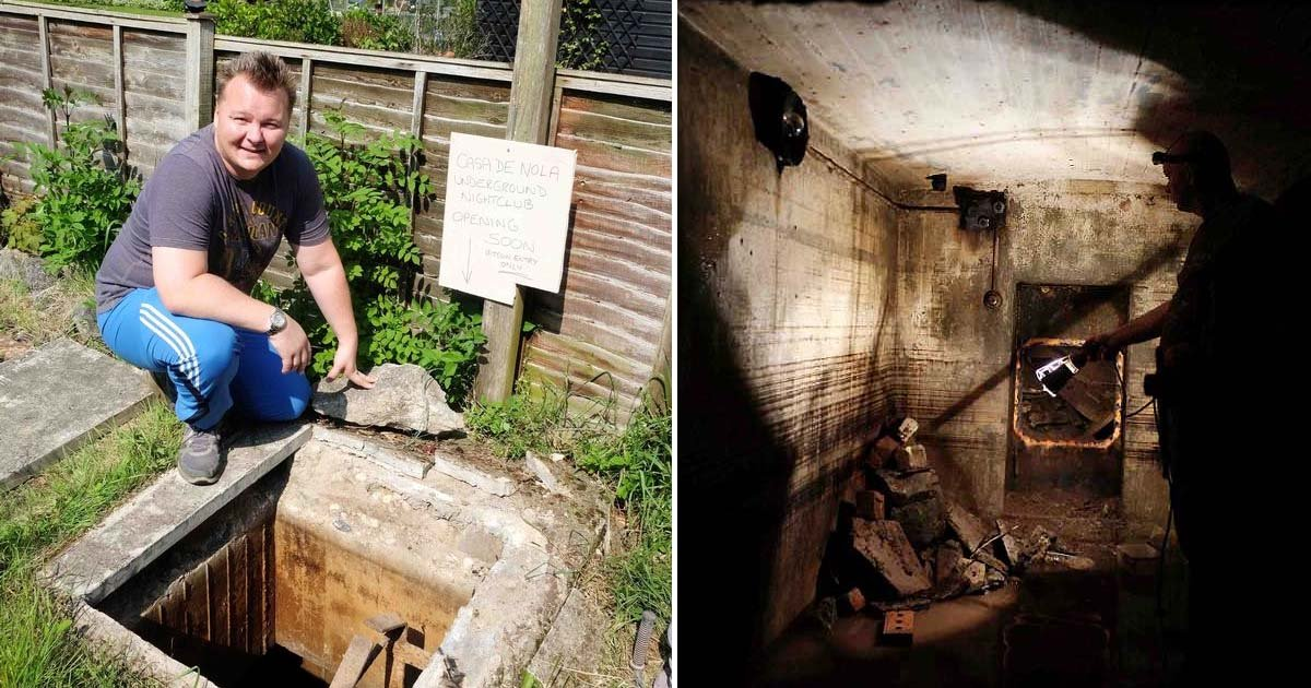 ebacb4eca09c 1 ebb3b5ec82ac 80.jpg?resize=648,365 - Man Repairs His House And Finds A Secret Underground Base From World War II