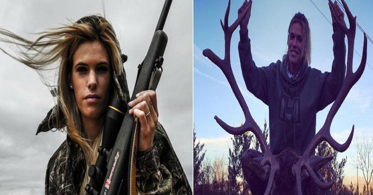 ec82aceb83a5eabebc.jpg?resize=1200,630 - 도 넘은 '사이버 폭력' 때문에 결국 자살을 택한 '여성 사냥꾼'