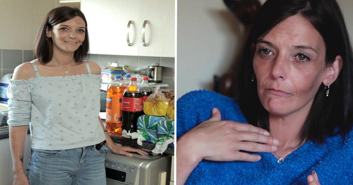 ec8db8eb84ac2.jpg?resize=1200,630 - Atteinte de phobie alimentaire, elle souffre de crise de panique à la vue d'aliments qui ne figurent pas sur sa «liste de sécurité»