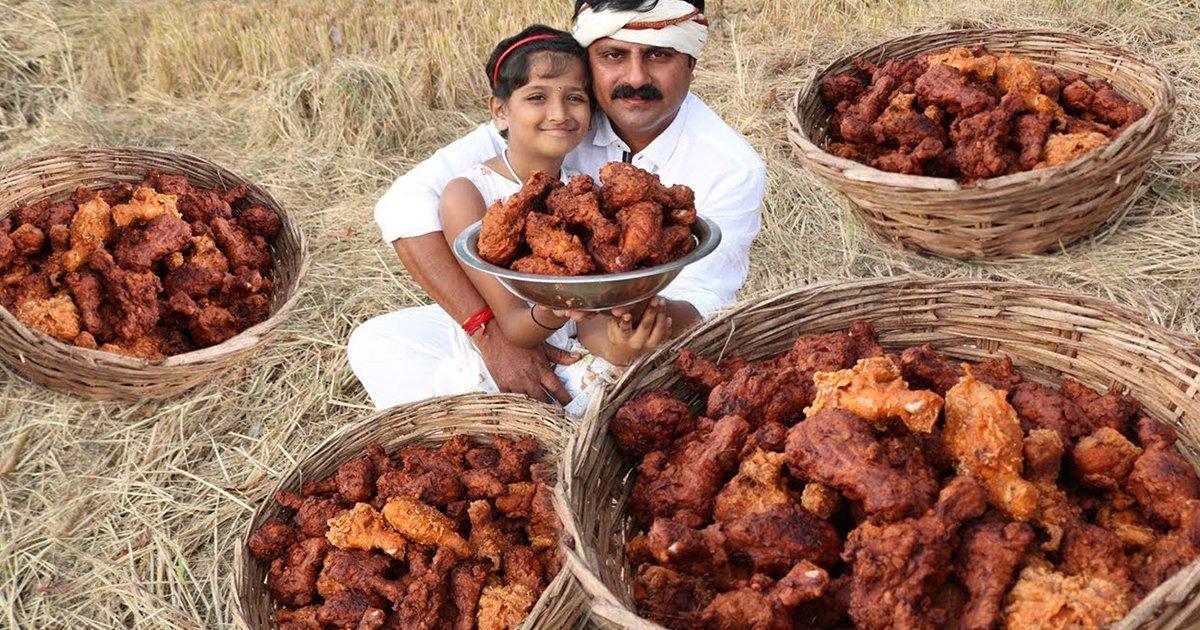 ecb8bd 8 ec8db8eb84ac.jpg?resize=300,169 - Un homme cuisine 200 morceaux de poulet frit style PFK pour des orphelins - regardez avec quoi il les assaisonne