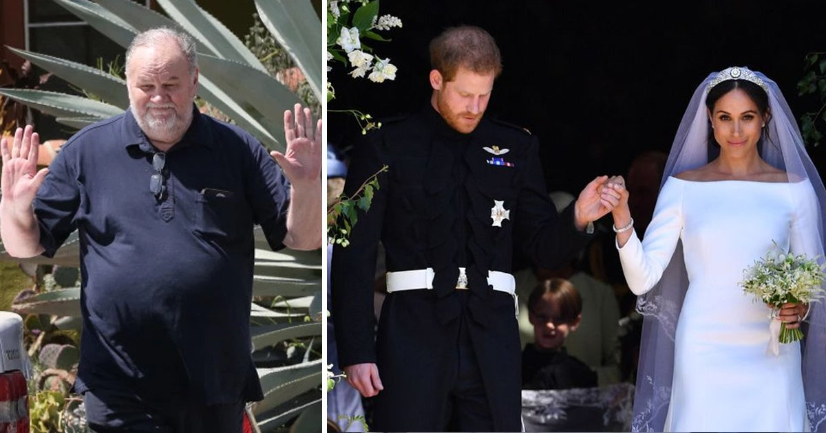 father.jpg?resize=300,169 - The Father Of Meghan Markle Would Love To Attend His Daughter's Marriage And Be A Part Of The History