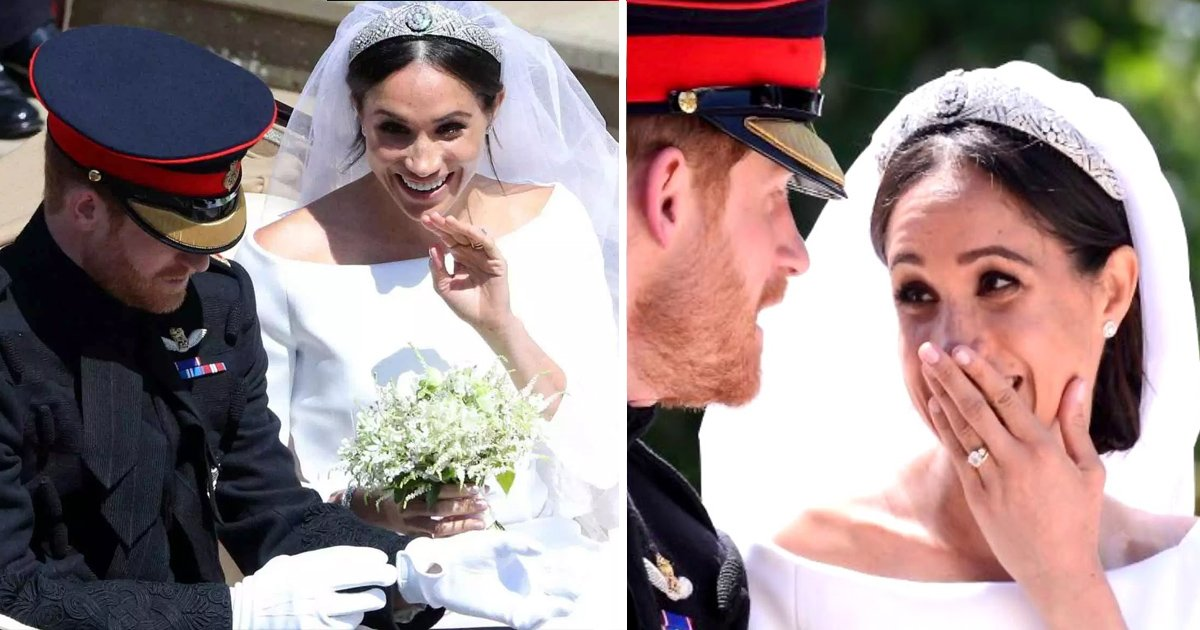 fbomb.jpg?resize=412,232 - Twitter Users Suspect Meghan Markle Dropped The F-bomb During Royal Wedding
