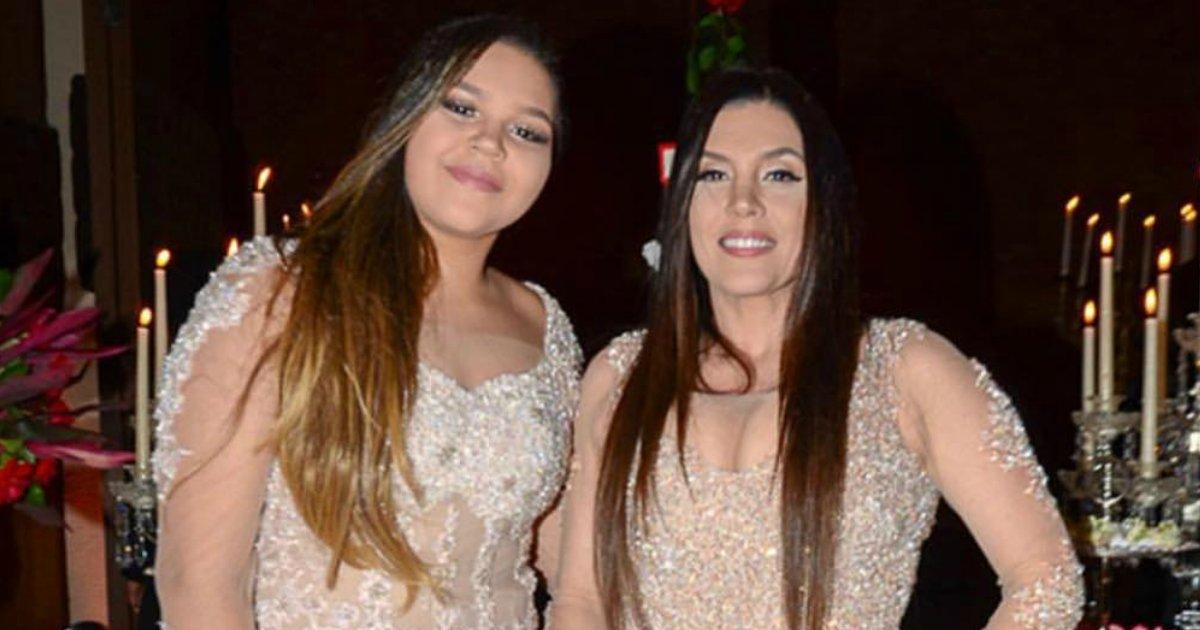 """festa aisha.png?resize=1200,630 - Veja detalhes dos 15 anos da filha de Simony com tema """"A Bela e a Fera"""""""