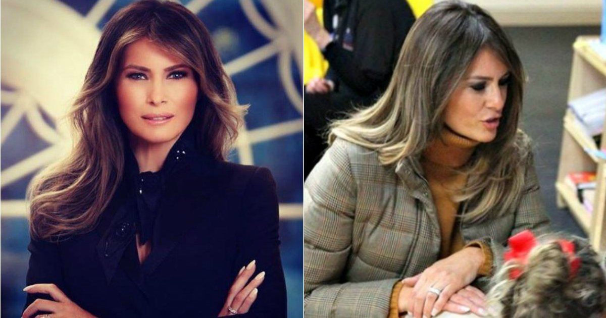 first lady hospital.jpg?resize=412,232 - The First Lady Hospitalized: What Happened To Melania Trump?