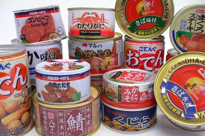 「缶詰」の画像検索結果
