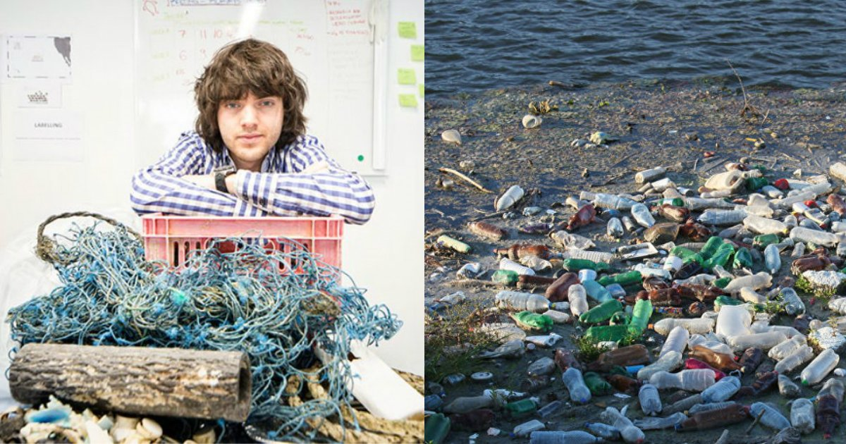 garbage kill.jpg?resize=648,365 - 'Boy Genius' Said He Could Make The Ocean Clean Itself