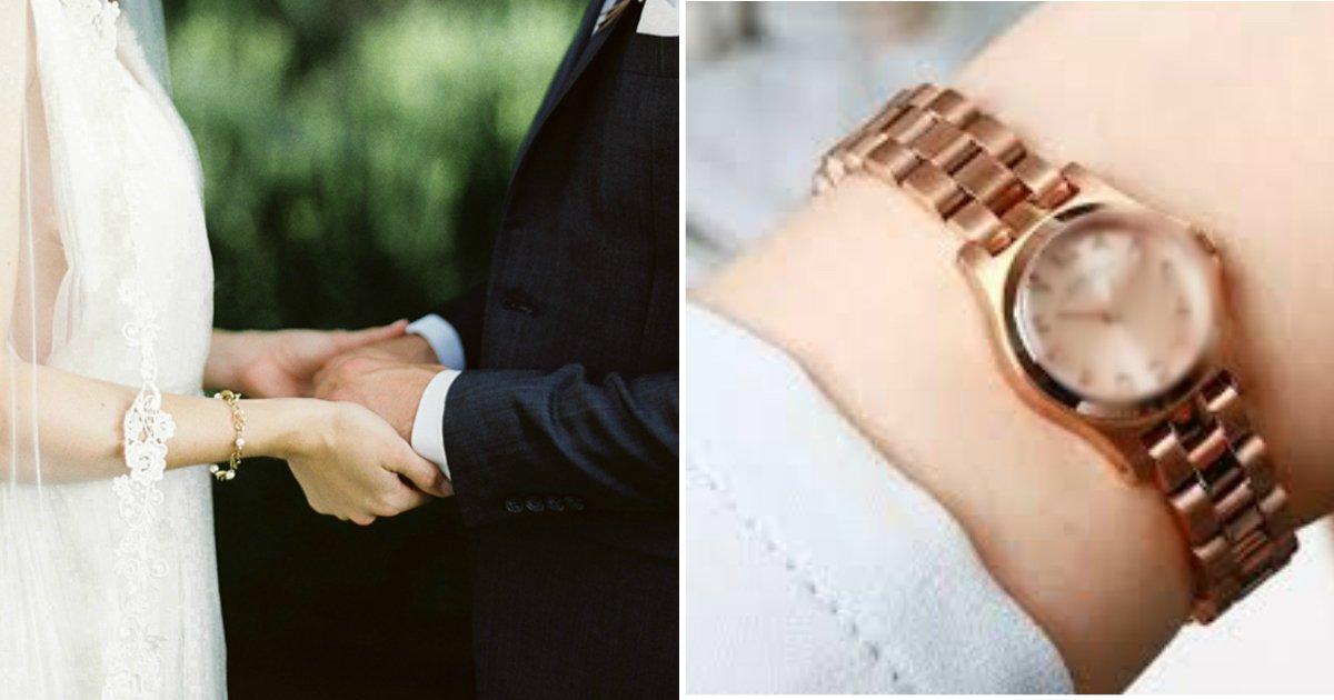 gg 1.jpg?resize=412,232 - 결혼 약속한 남친에게 6주년 선물로 '중저가' 브랜드 시계 받은 여성