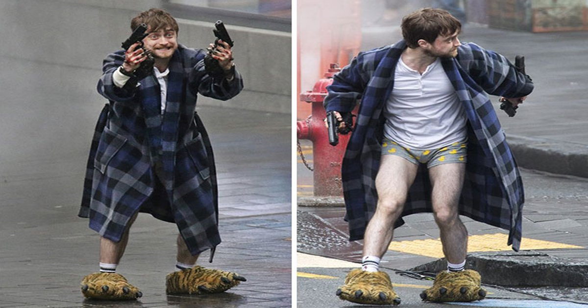 harry potter.jpg?resize=300,169 - People Are Messing With Daniel Radcliffe's Photos And It Will Make You Cry With Laughter