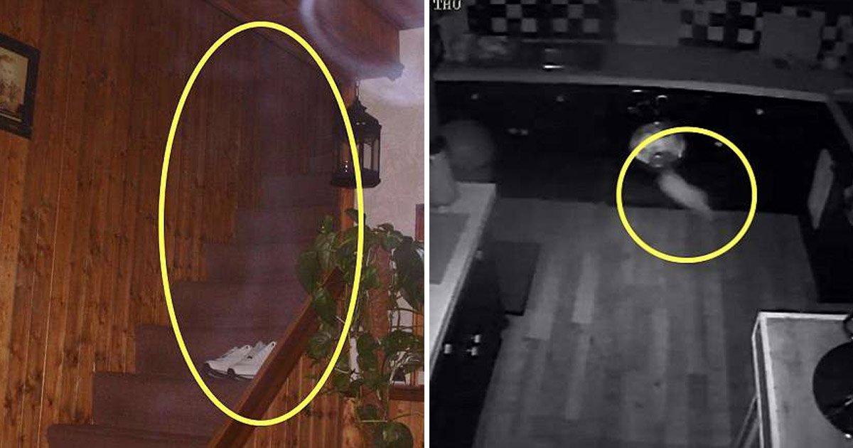 haunted.jpg?resize=1200,630 - Une famille installe des caméras de vidéosurveillance dans leur maison hantée pour filmer les activités paranormales - Ce qu'ils ont vu vous laissera bouche bée