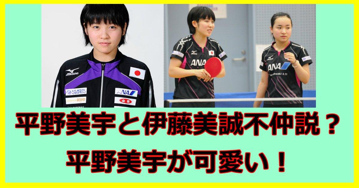 hirano.png?resize=300,169 - 卓球界のアイドル・平野美宇はジャニオタ⁈