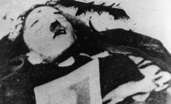 ヒトラー 死体에 대한 이미지 검색결과